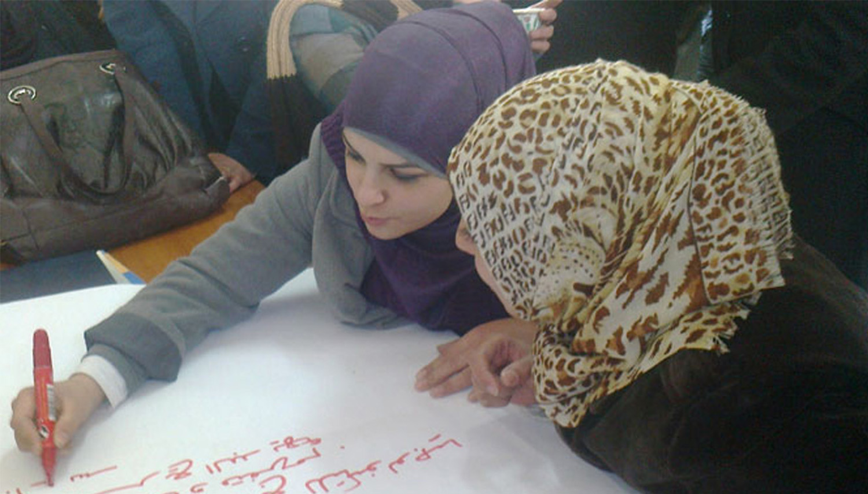 Improved Livelihoods for Underprivileged Women in North Lebanon