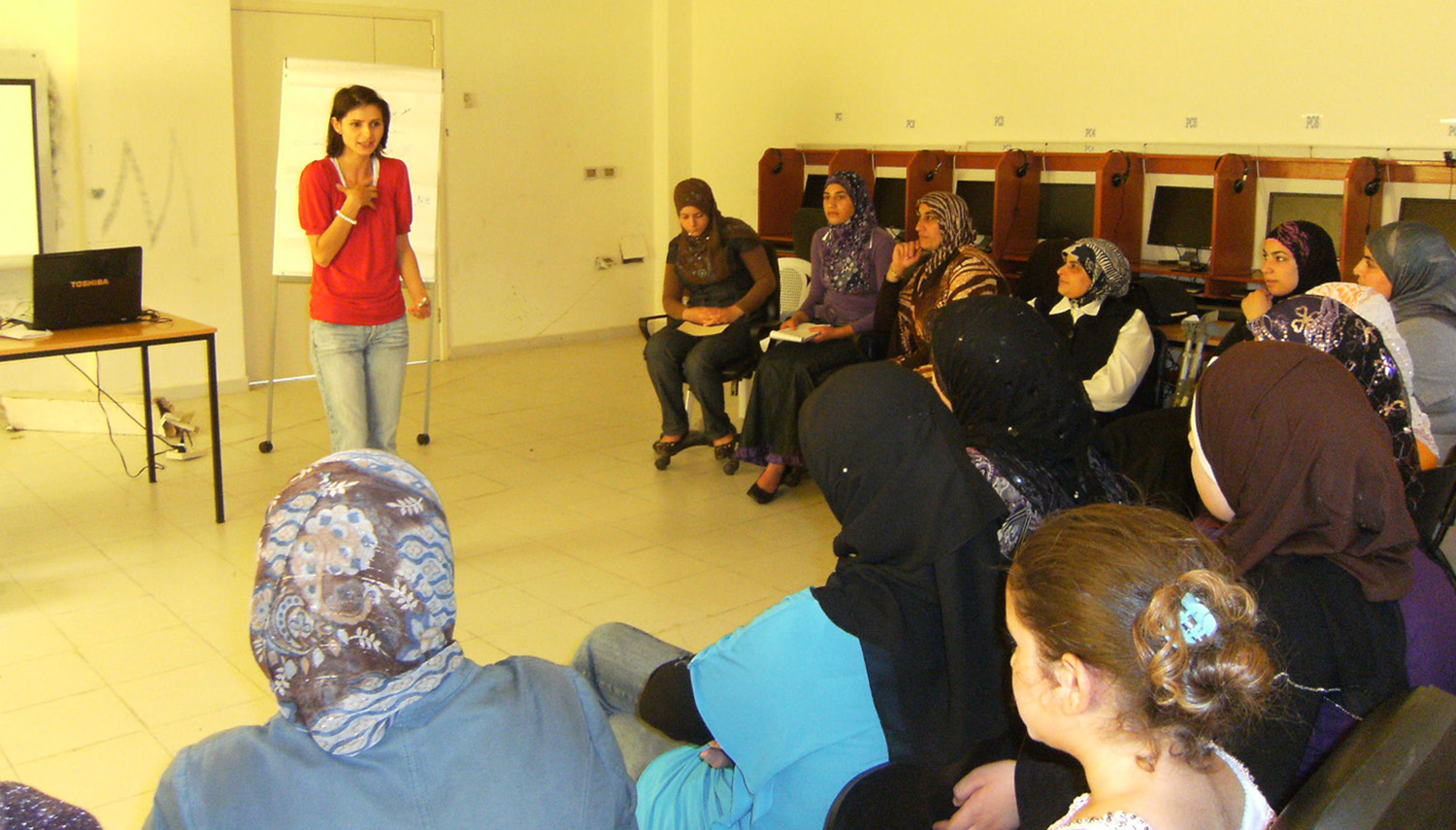 Promoting Public and Economic Participation of Women in Upper Akkar