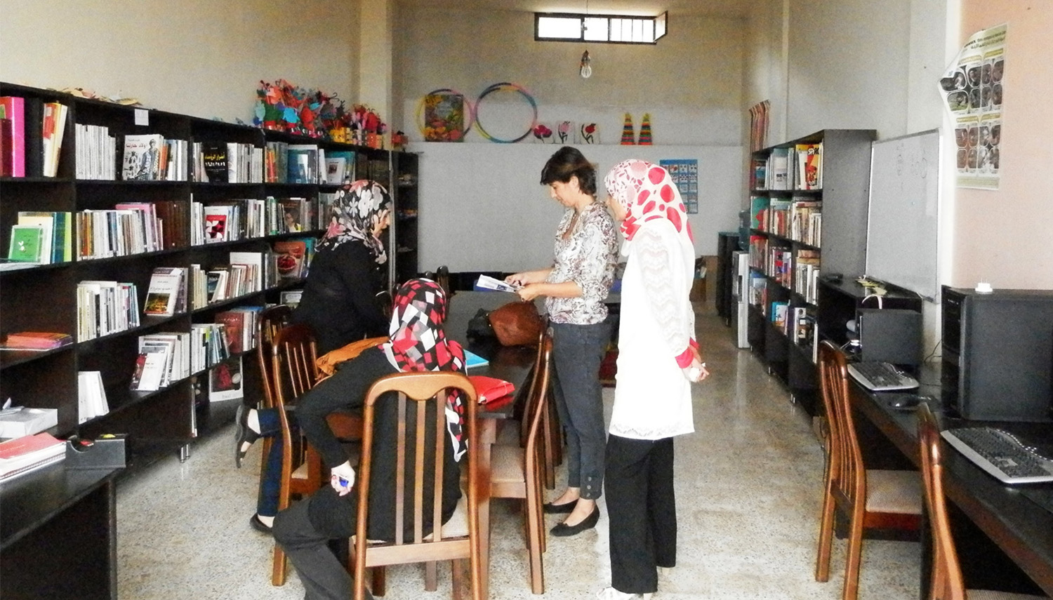 Support to Women's Committee for The Creation of a Public Cultural Center in Hrar (Akkar)