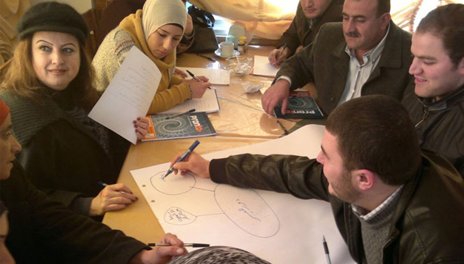 From the Peripheries to The Center: Setting the Path for Youth Participation in Local Development, Human Rights and Peace Building Efforts