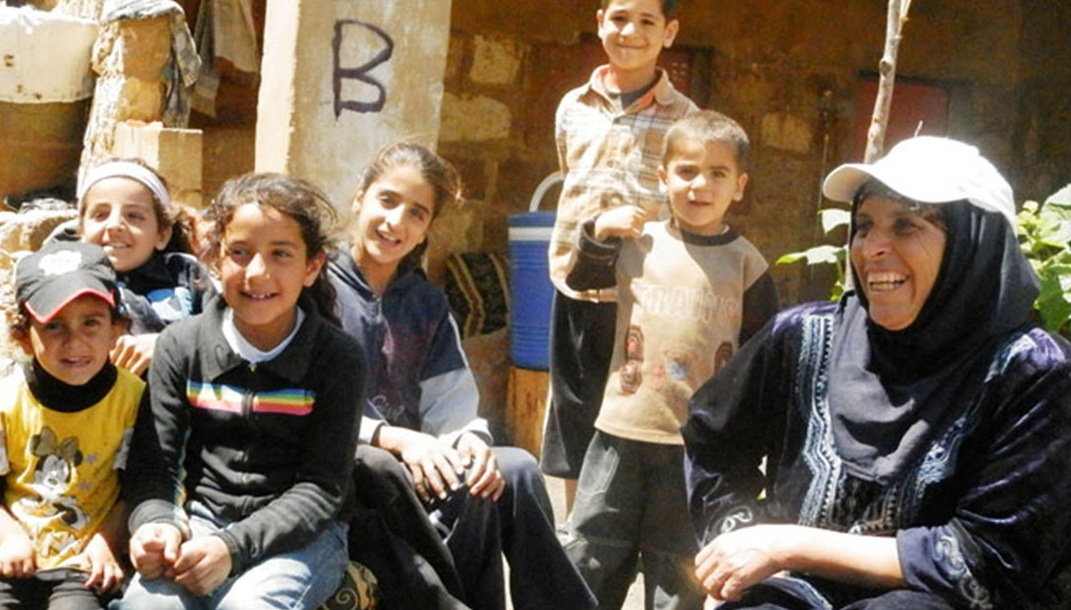 Support to Families and Communities Hosting Syrian Refugees