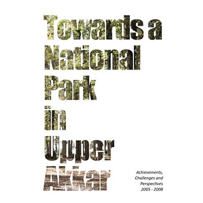 Towards A National Park in Upper Akkar - 2009