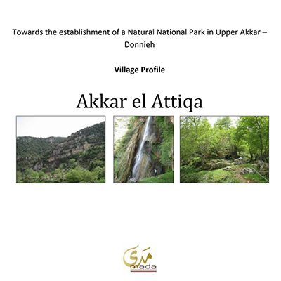 Village Profile_ Akkar El Atika - 2009